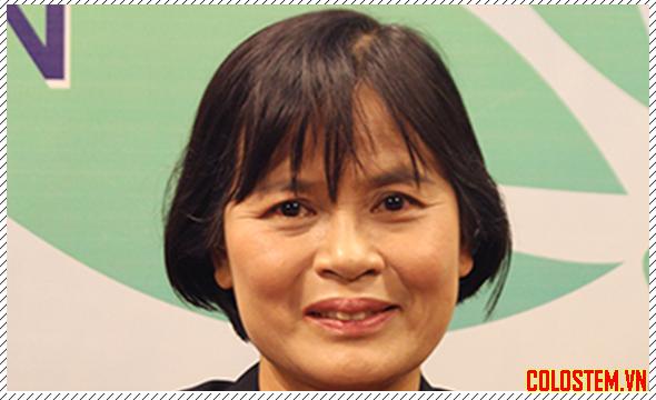 ThS.BS Lê Thị Hải, Nguyên Giám đốc Trung tâm Khám tư vấn Dinh dưỡng, Viện Dinh Dưỡng Quốc gia