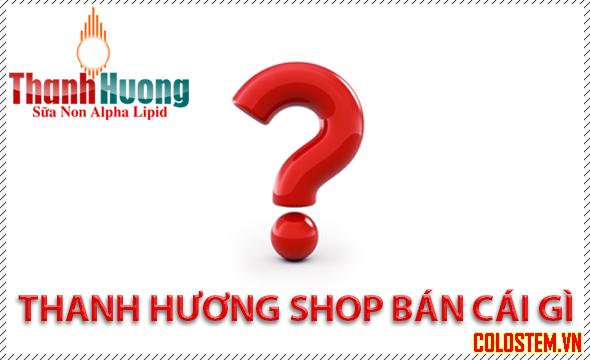 Sữa non alpha lipid Thanh Hương