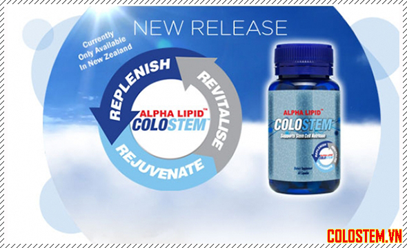 tác dụng của alpha lipid colostem
