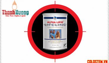 Sữa non alpha lipid tổng hợp
