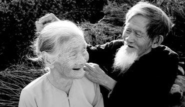 Tình yêu đẹp của vợ chồng già