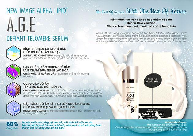 Thành phần alpha lipid serum