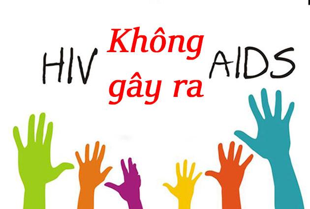 HIV không gây ra AIDS