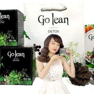 Golean detox - Trà giảm cân thảo dược