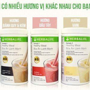 Herbalife formular f1